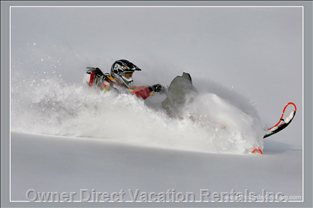 Sicamous Powder