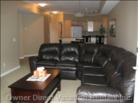 Sicamous - Living Room