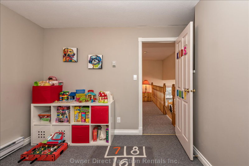 Playroom for Kids
