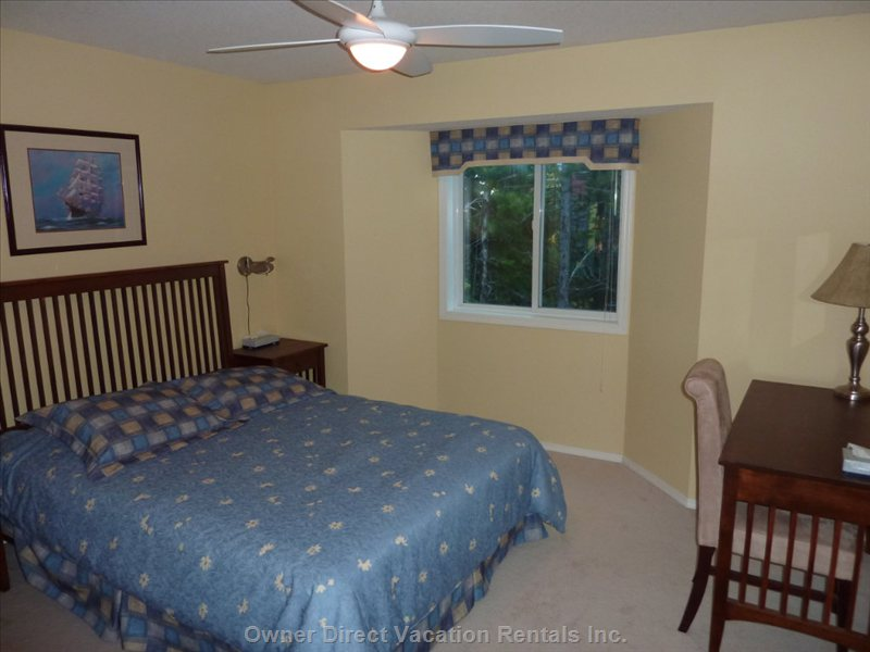 Upper Floor Right Bedroom