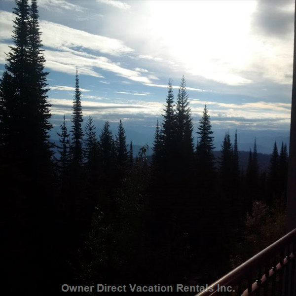 Photos Don't Give Justice to the Amazing Views over the Monashee Range