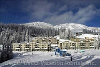Complex from Silver Queen Chair Lift