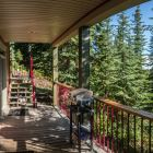 Ski Or Ride from your Private Deck
