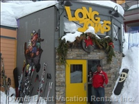 Long John'S...a Popular Apres-Ski Hang out