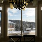 The Dining Room View of Silver Queen Chairlift.