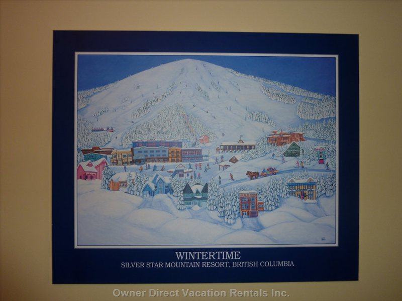 Silverstar Poster with Property in the Middle