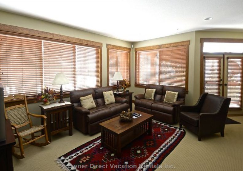 Family Room - Second Floor