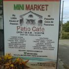 A Mini-Mart in the Community Offers all the Necessities and has a Small Cafe