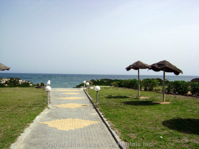To the Residence Beach