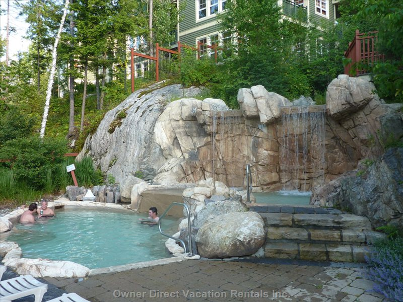 Spa & Waterfall Hot