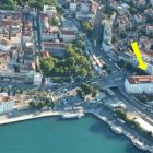 Apartment Position in Center of Split