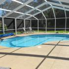 Heated Pool and Pool Deck