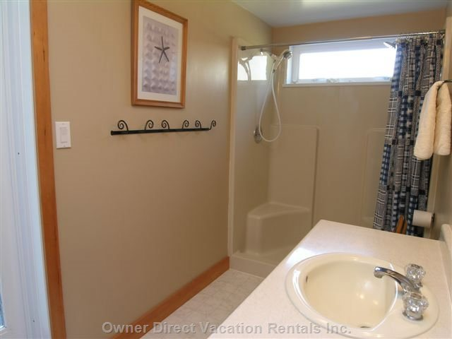 Bathroom - on Main Floor
