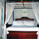 West Indies Inspired Decor in all the Bedrooms