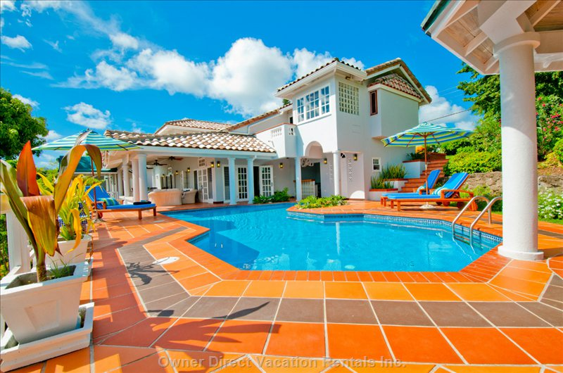 Pool Patio - Perfect for everyone!