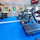 Keep Fit on Vacation with a Fully Equipped Gym Room