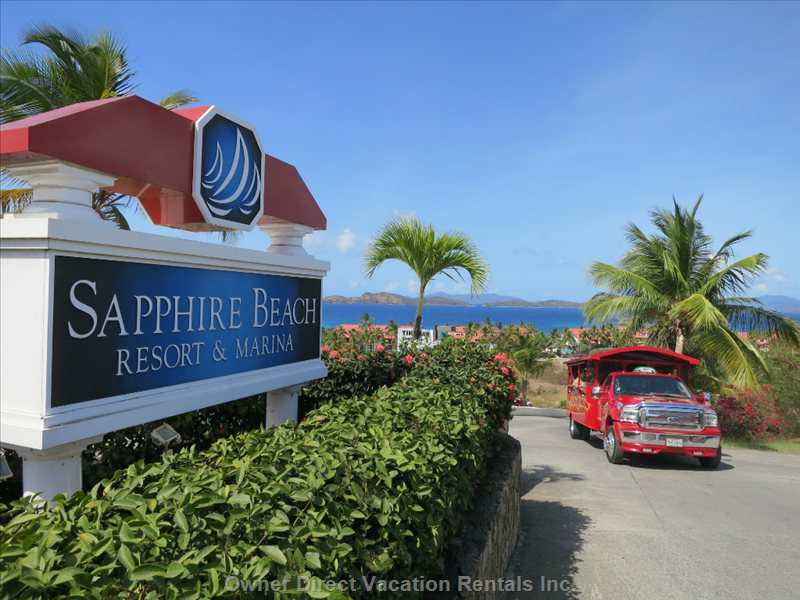 Thank you for Visiting Sapphire Beach Resort and Marina
