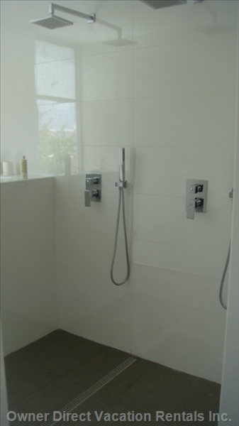 Master Bathroom Showers