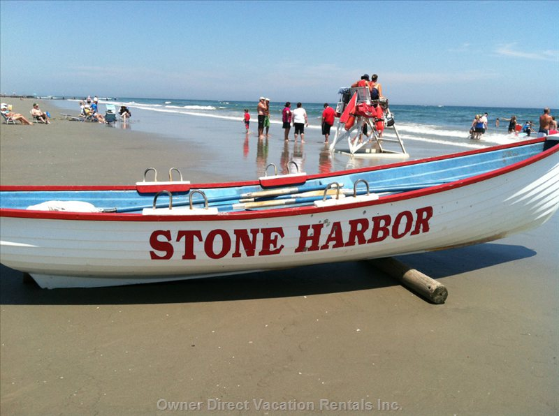 Your Family's Stone Harbor Vacation Memories Will Last a Lifetime!