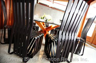Dining Room: Ideal for Private Functions.