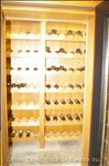 Fully Stocked Wine Cellar