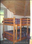 Kid'S Bunk room...2 other Bunks Not Shown Here