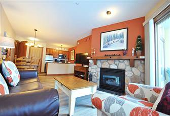 2 Bedroom, 2 Bathroom in the Village, Ski-in/out, Ground Level Access