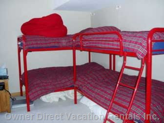 Recreation/Bunk Room