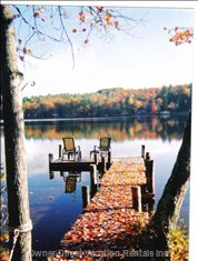 Songo Fall Dock