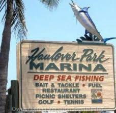 Lots to Do at the Haulover Park Marina, Just a Short Drive South. Pick up some Fresh Fish for Dinner Right after the Fisherman Dock.