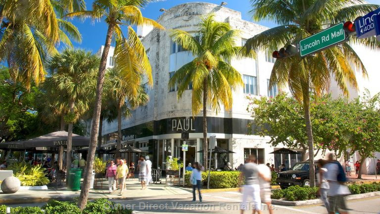 South Beach and the Famous Lincoln Road Outdoor Mall is Only a Short Drive South.