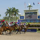 The Gulf Stream Entertainment Complex, Famous for It's World-Class Thoroughbred Racing, is Less than a 10 Minute Drive.