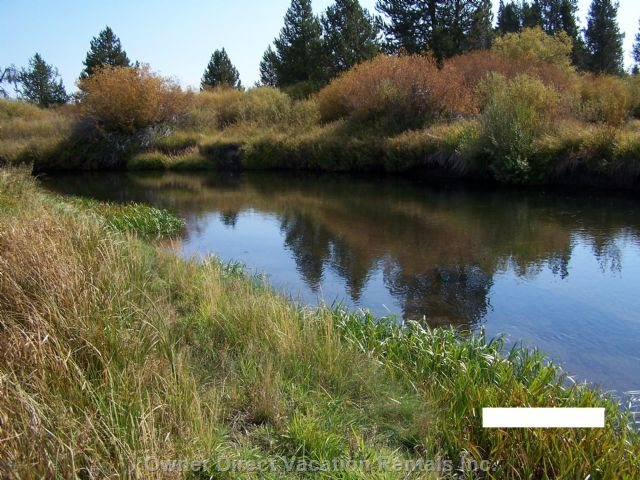Little Deschutes River