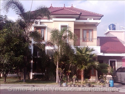 Aninda Guest House Villa Exterior View