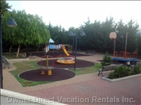 Children Recreational Area at 50 Meters