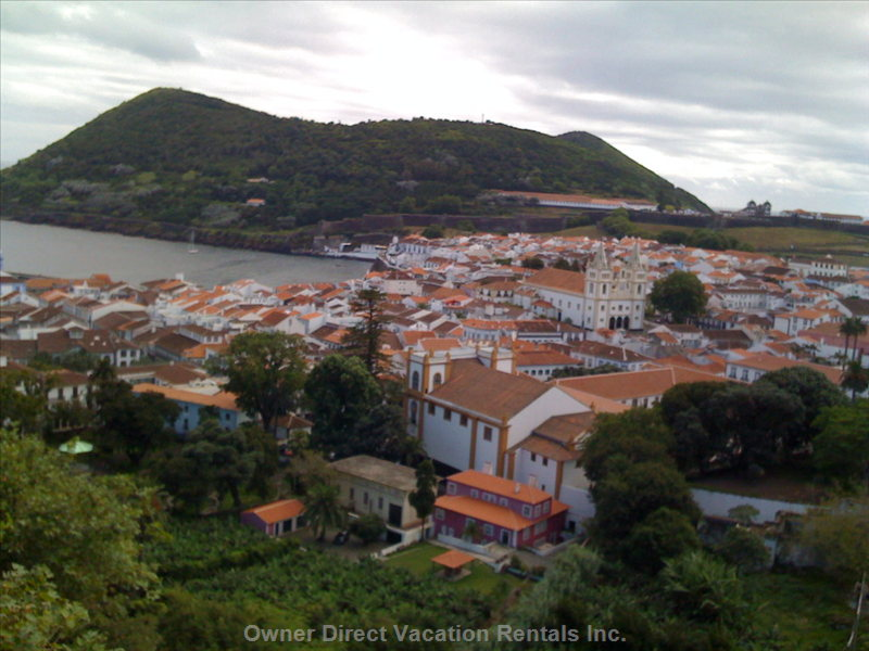 Downtown Angra View