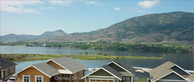 Beautiful Osoyoos Lake
