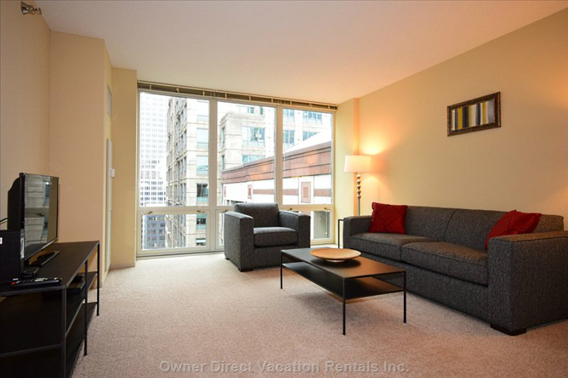 Apartment is equipped with all the comforts of home, ID#224252