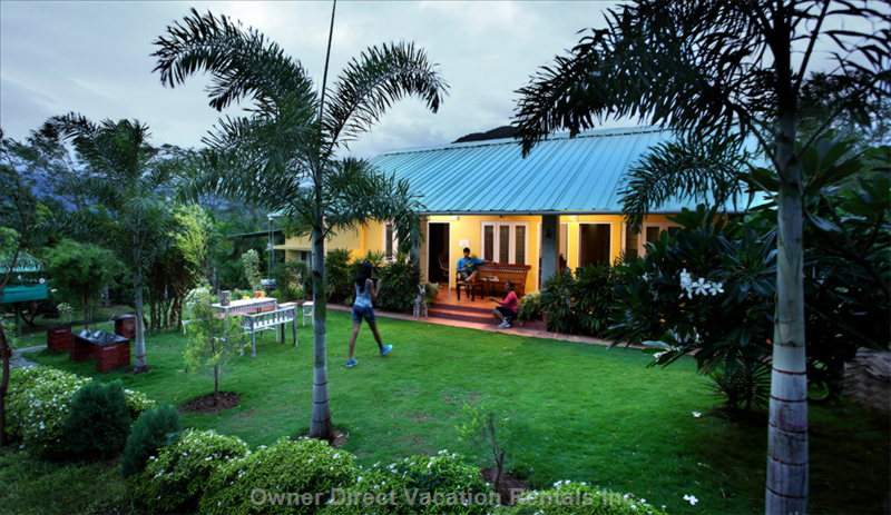 An Organic Farm Stay in Thekkady