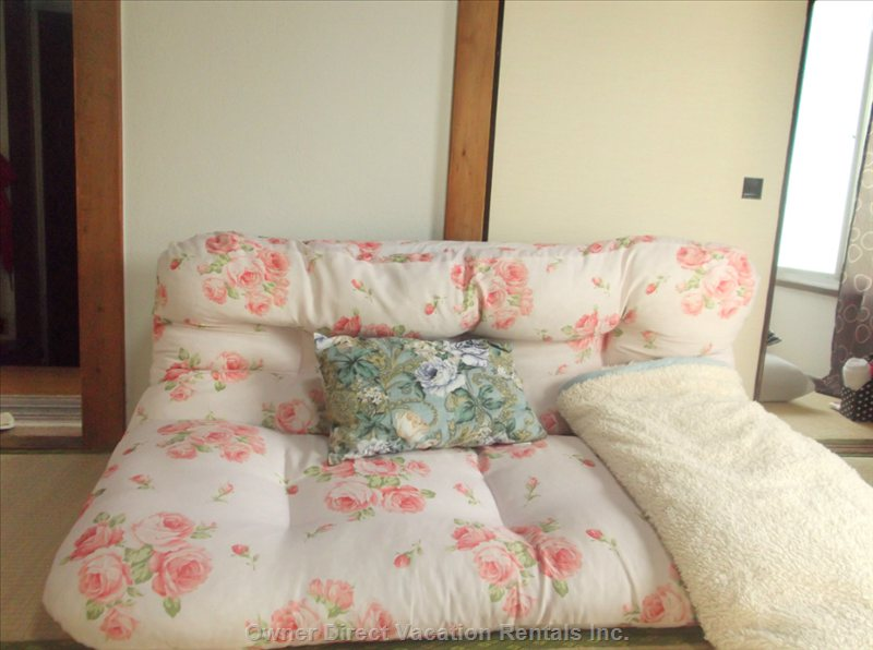 Japanese Style Couch - Launge