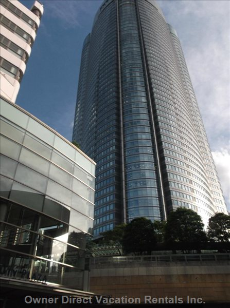 The Fantastic Roppongi Hills (12 Minutes Walk)