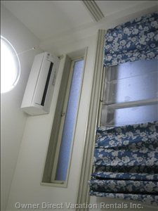 Air Conditioning with Window