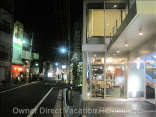 Shimokita at Night