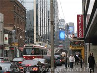 2 Minute Walk to Toronto Eaton Centre, Dundas Square, Subway Station - 1 Min Walk to City Hall