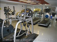 Cardio/Exercise Room