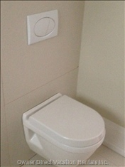 Wall Hung European Toilet