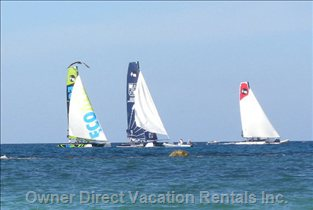 Match Race - Extreme Racing around the Islands