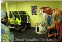 Play Machines in Club House