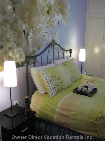 Bougainvillea Bedroom (Queen Size Bed)