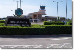 Gerrard Smith Airport